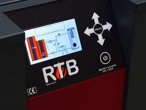 RTB Pelletketel (pakket 6)